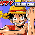 luffy boxing challenge - Luffy Boxing Challenge