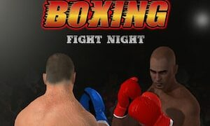Super Boxing Fist Night 300x180 - Super Boxing Fight Night